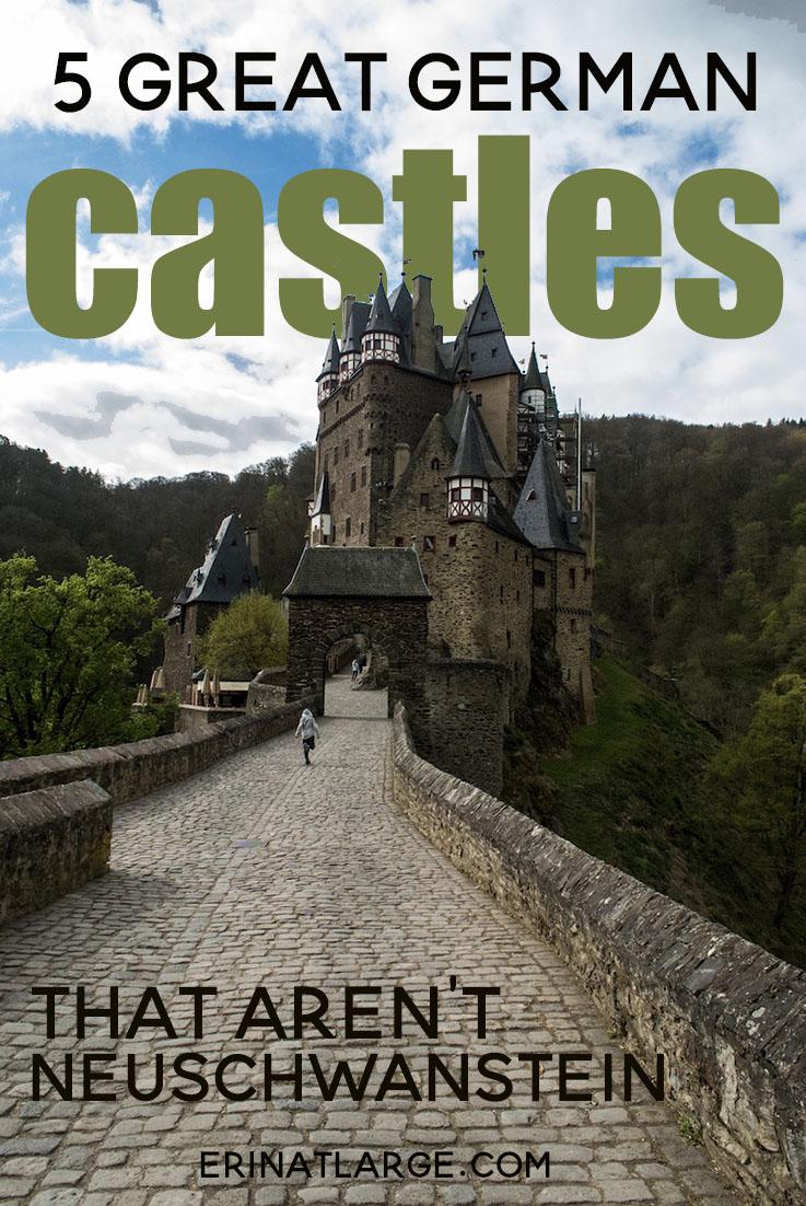 five castles PIN