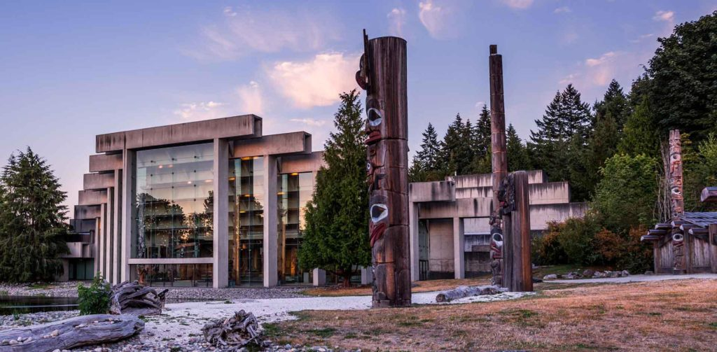 Vancouver Museum of Anthropology, photo courtesy of the MOA