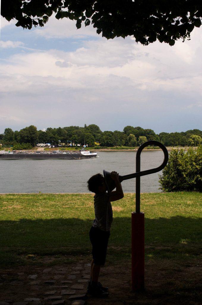E on the Rhine