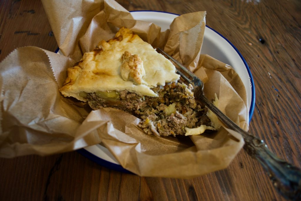 Tourtière: the Glorious Canadian Meat Pie