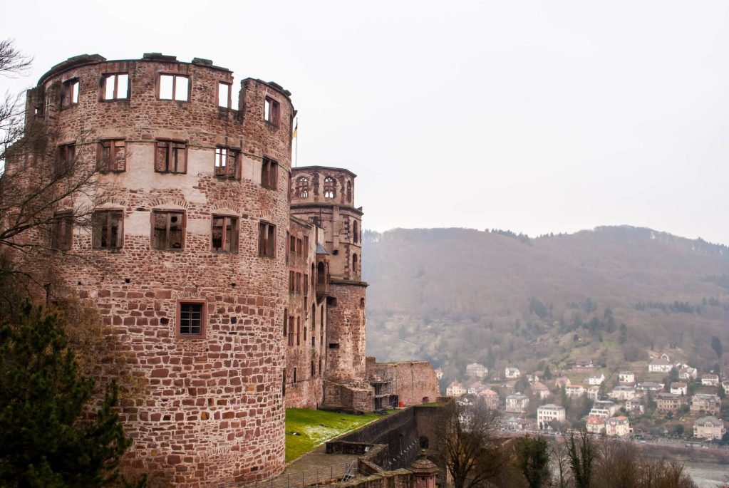 Heidelberg Castle tower