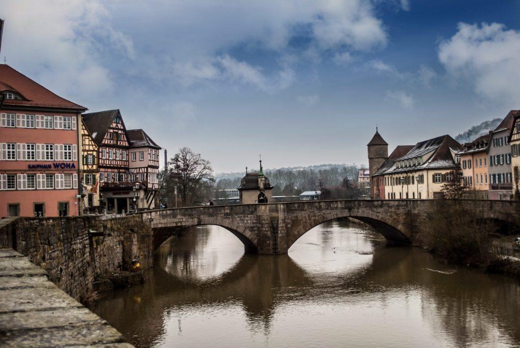 Schwäbisch Hall stone bridge