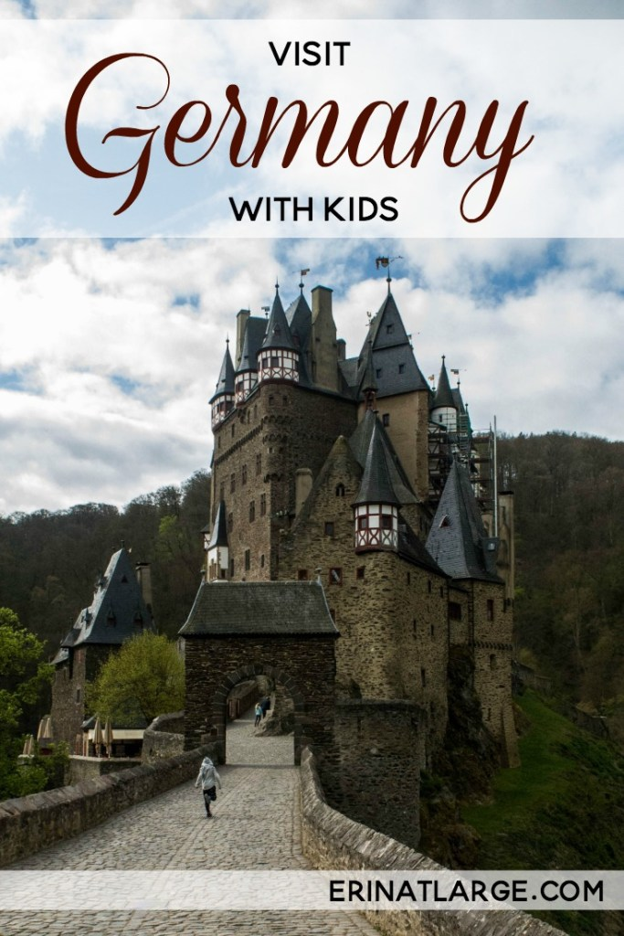 Visit germany with kids PIN