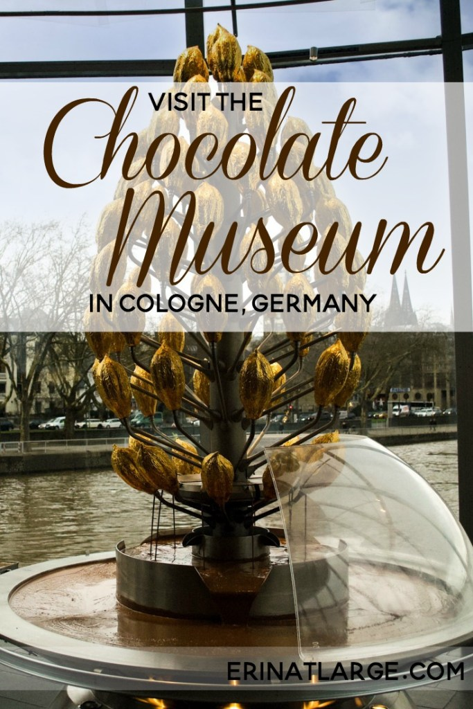 Cologne Chocolate Museum PIN