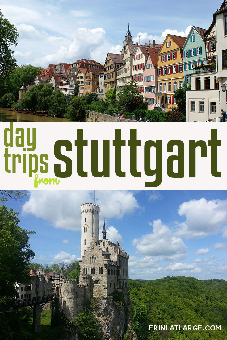 Stuttgart in southern Germany is easy to get to, but don't limit your exploring to the city. Here are some great day trips from Stuttgart that take in castle, palaces, gardens, and half-timbered towns.