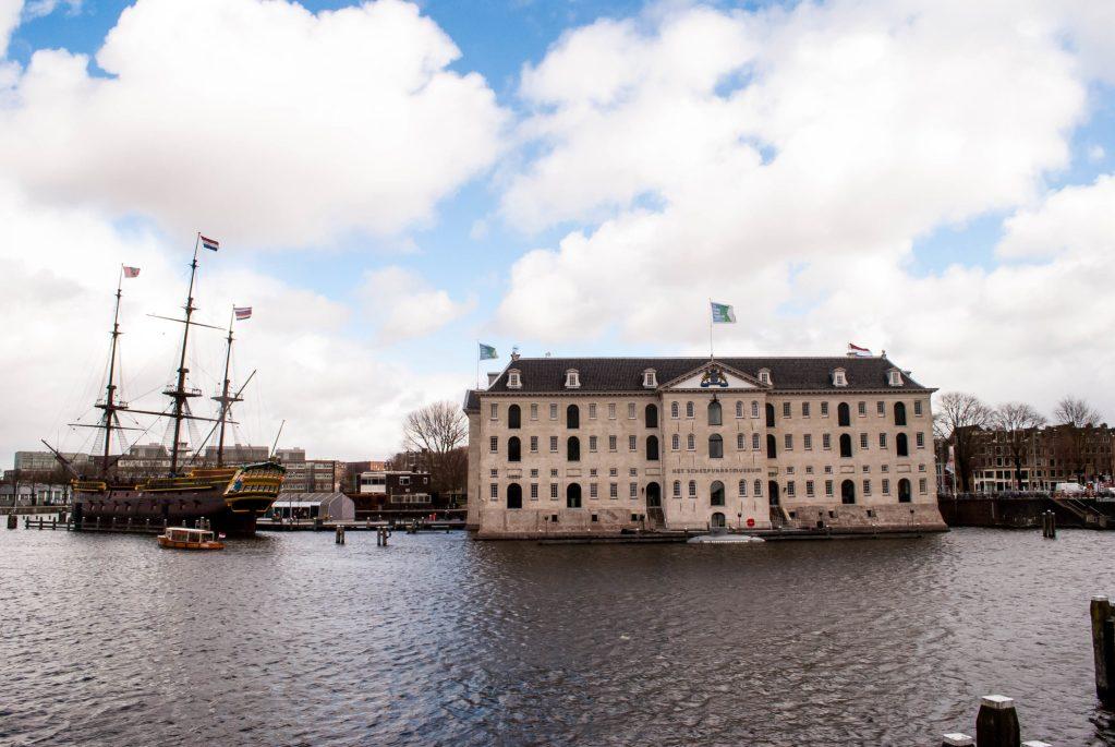 Amsterdam National Maritime Museum