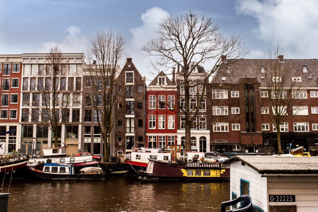 Amsterdam in a day streets 25