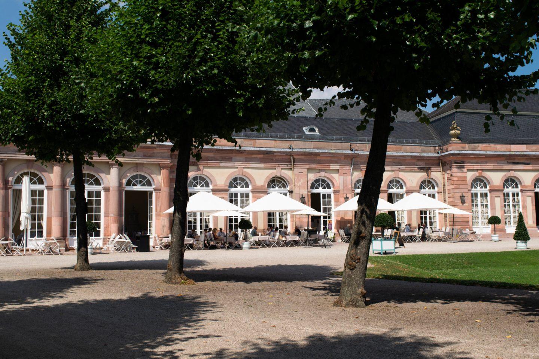 Schloss Schwetzingen 4