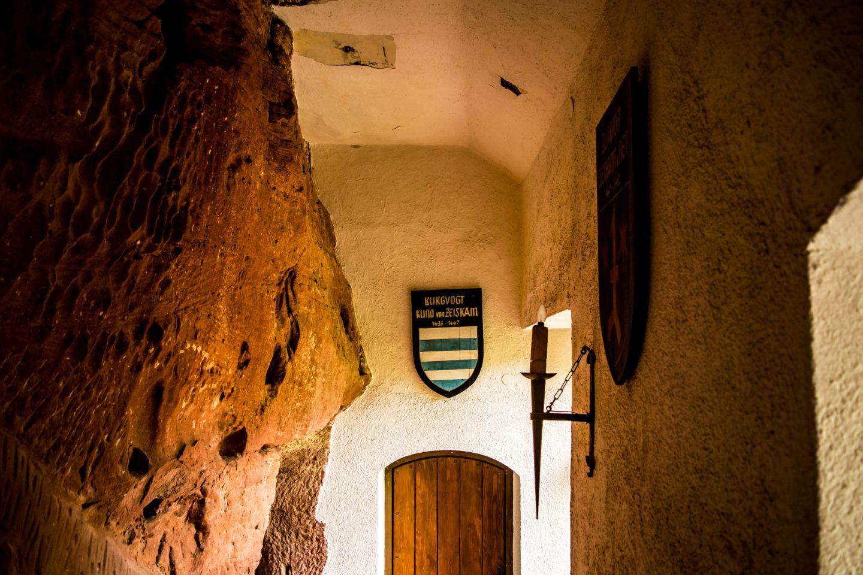 Burg Berwartstein interiors 3