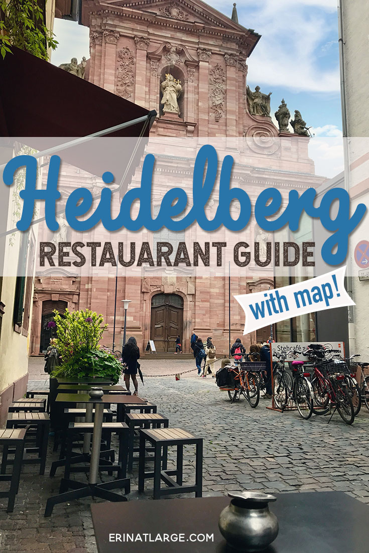 Our lovely south German home of Heidelberg is beautiful, with its castle, old town, and river views. Let me tell you about our favourite places to eat around town.