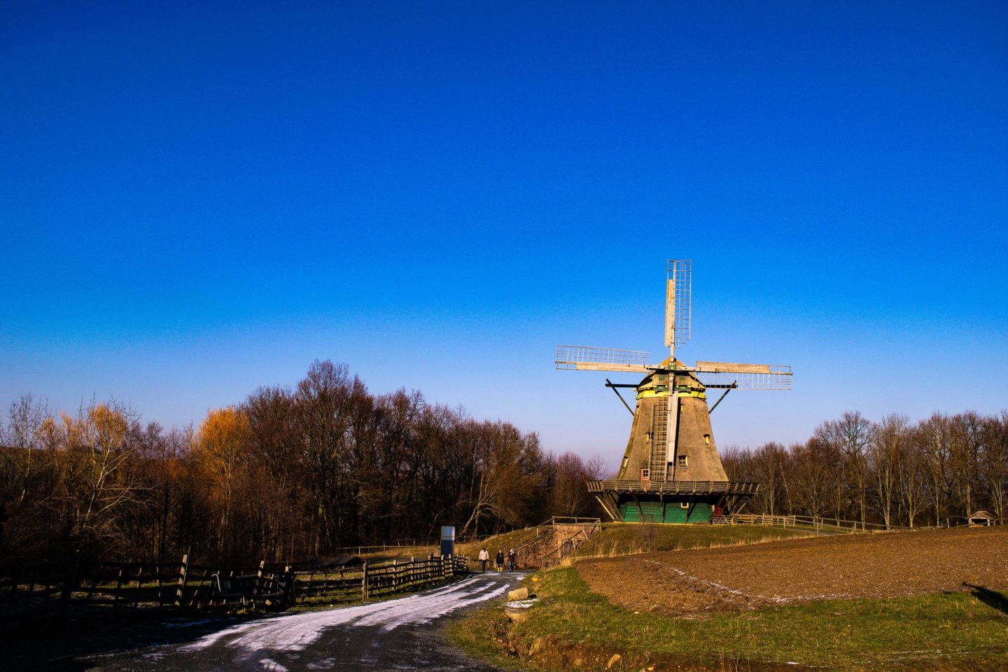 Windmill at the Hessenpark
