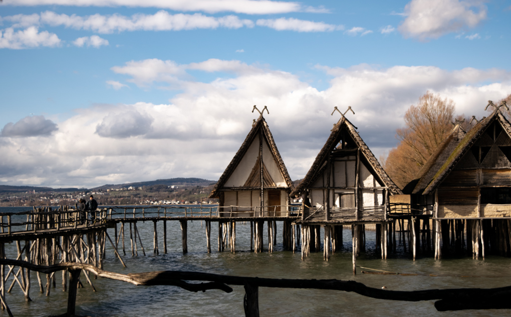 Pile Dwelling Open Air Museum on Lake Constance