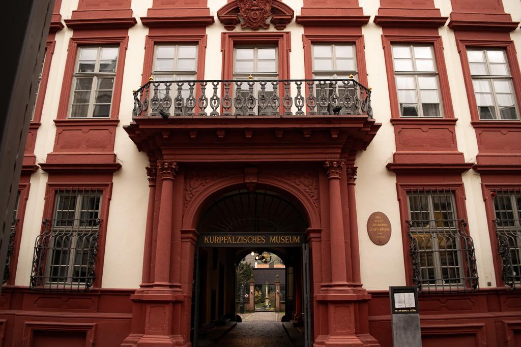 Kurpfälzsiches Museum Heidelberg