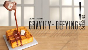 Gravity Defying Cake Designs Craftsy Class Discount Link | ErinBakes.com