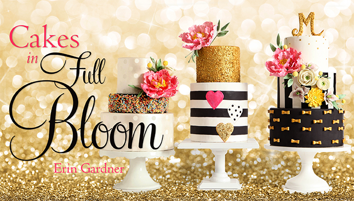 Cakes In Full Bloom 50% Off Link | ErinBakes.com