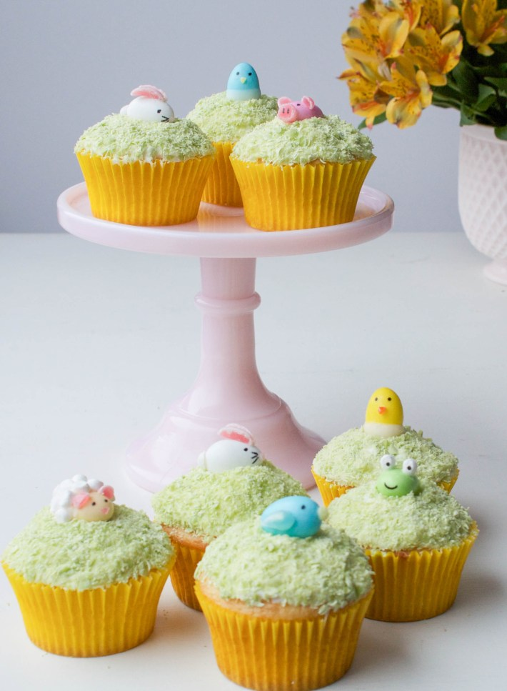 Easter Candy Critters | Erin Bakes | Handmade Charlotte