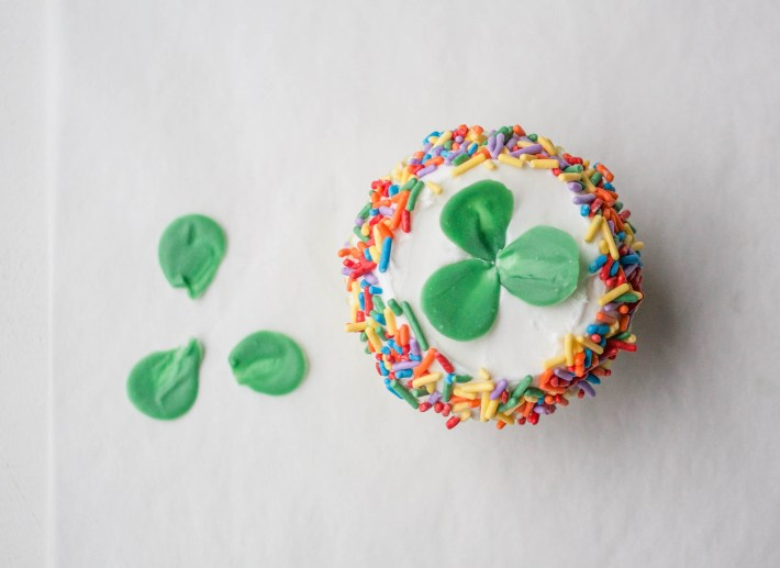 Chocolate Shamrocks | Erin Bakes