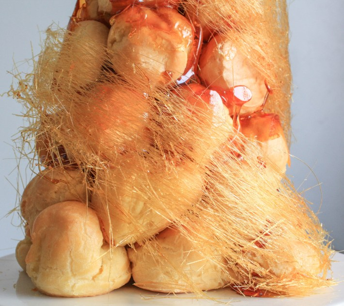 How to Make a Croquembouche | Erin Gardner | Craftsy