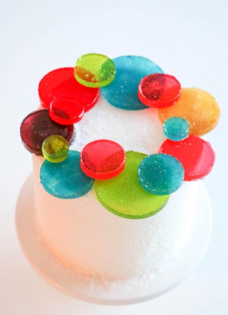 How to Make a Modern Christmas Cake | Erin Bakes