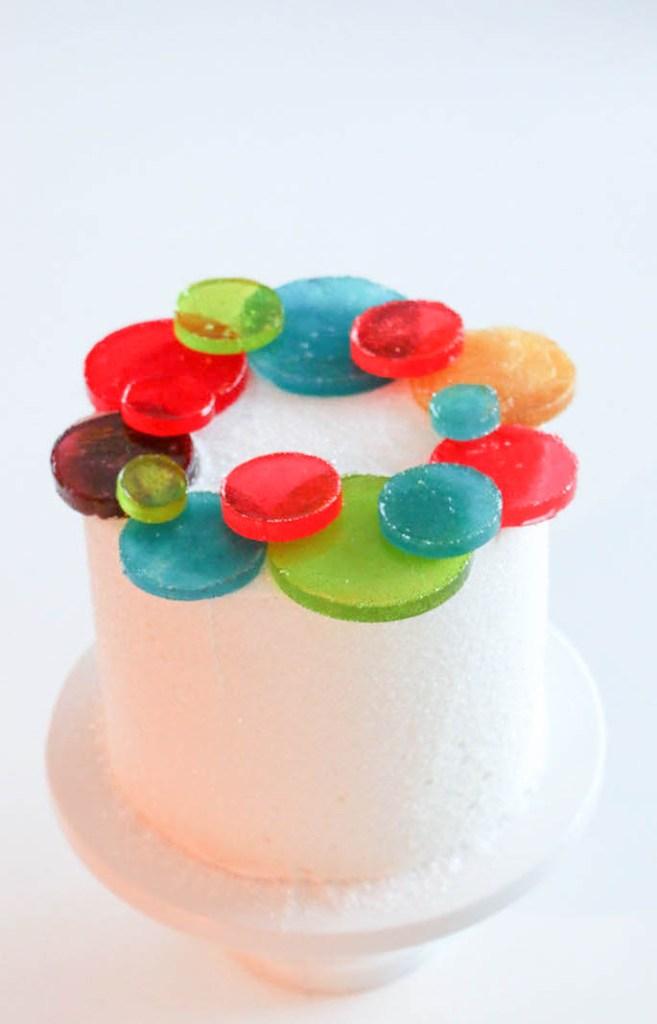 Easy Christmas Cake | Erin Bakes | Erin Gardner