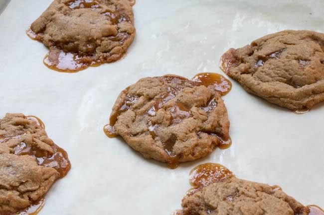 Butter Crunch Cookies on a Sheet Pan | Erin Gardner | Erin Bakes