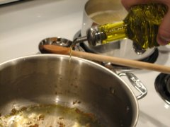 Add More Olive Oil