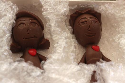 Chocolate Mii's