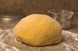 Knead & Form Into a Ball