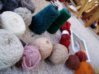 yarn for project