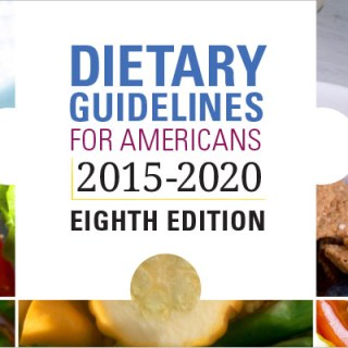 2015-2020 Dietary Guidelines for Americans