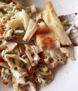 Fennel Apple Chicken Salad
