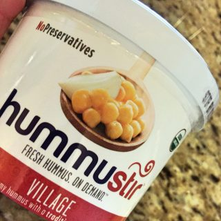 Hummus on Demand?