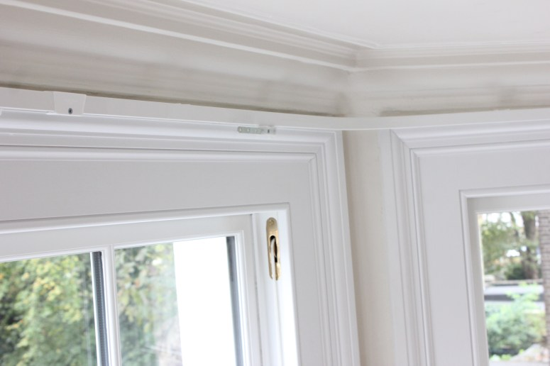 two bend curtain rails south west london