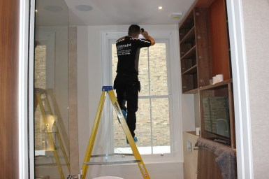 Curtain Track fitters South West London Fulham London
