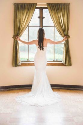 Bride Seattle Wedding