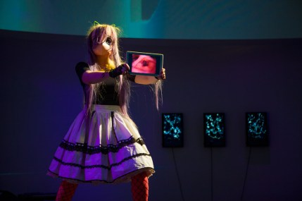 Erin Gee - Vocaloid Gig At Nocturne (X + 1)