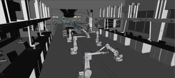 Trinity Square VR Commission