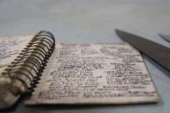 Gaslight handwritten recipes
