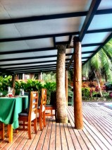 Our dining place