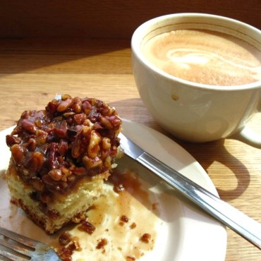 Sticky Buan and Latte