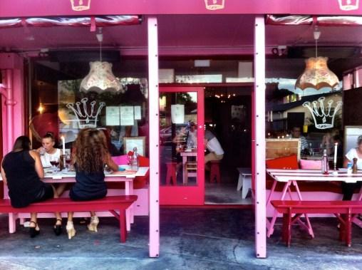 Pipi Restaurant. Havelock North. NZ