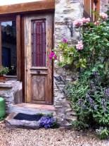 Doorway to my Summer Kitchen
