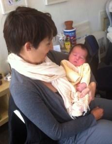Adeline & bebe Juliette