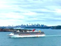 NYE Cruises at North Head
