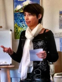 S&F Adeline teaching