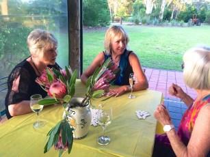 Janice, Jane and Patricia