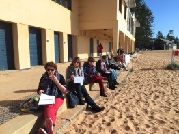Friday. Week 10 at Collaroy