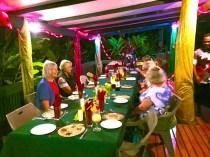 Tuesday Fiji. Bollywood night dinner