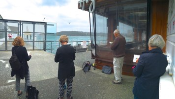 Wed Gen. Manly Wharf