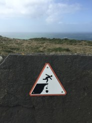 Danger at the Cliffs!